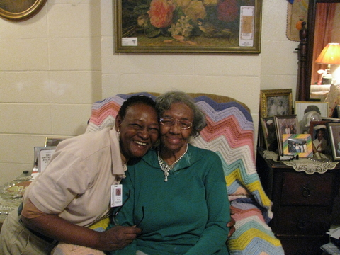Fannie Mays PCS and Mrs. Sadie Williams